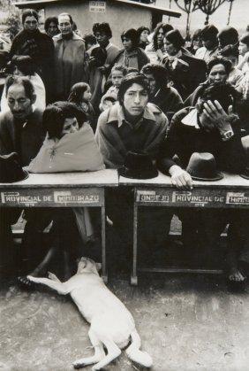 Sebastiao Salgado (b. 1944) Chimborazo, Ecuador, 1