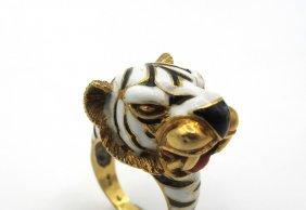 Anello Tigre
