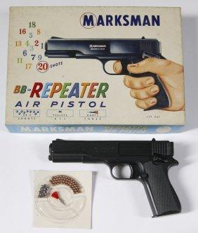 Marksman repeater manual