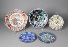 (5) Japanese Porcelain