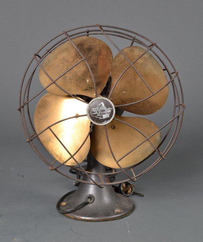 Antique Emerson Fans : Antique emerson electric fan lot