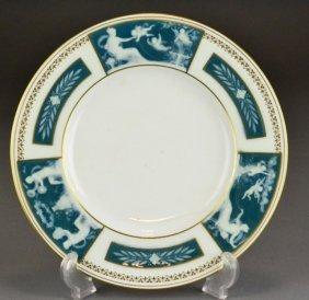 Minton Pate Sur Bate Plate - Signed Birks