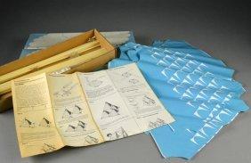 (2) TetraKite Kites For Herman Miller