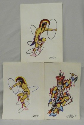 1959 Original Paintings - J.R. Hoof