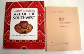 Books - Native American Art And Broken K Pueblo