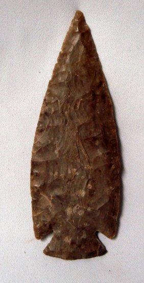 Flint Ridge Dovetail Spearhead