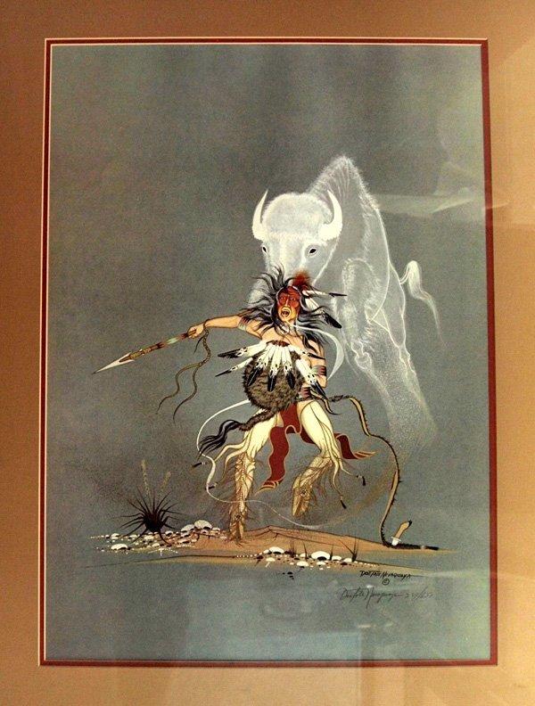 Doc Tate Nevaquaya - Comanche Flute Music