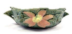 1940 Roseville Green Clematis Bowl