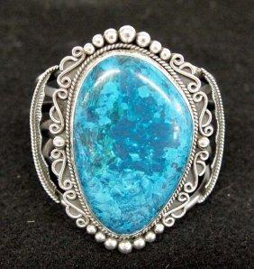 1950 Navajo Old Pawn Sterling Silver Bracelet