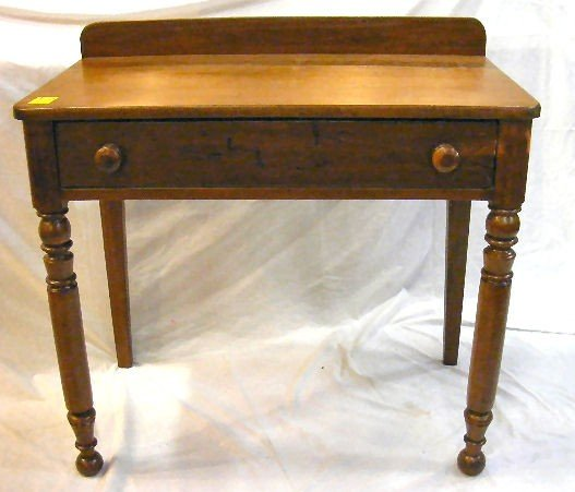 antique pine writing desk Shop for antique pine desks at crate and barrel browse a variety of housewares, furniture and decor order online.