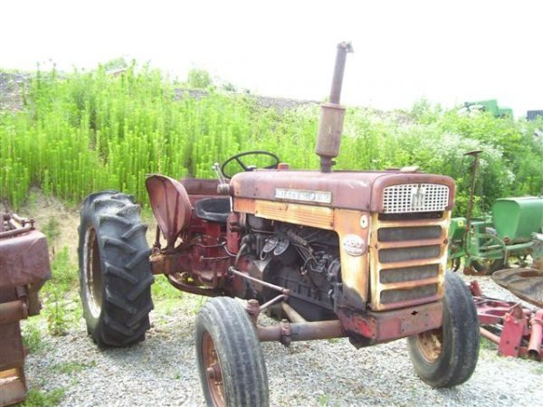 Farmall 460 Parts Catalog : Ih farmall diesel parts only tractor lot