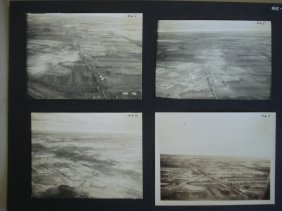 Large Grouping Of Aerial Photographic Views & Maps