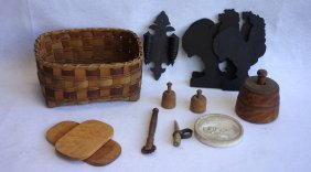 Grouping Of Country Items Including Native American