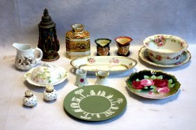 Large Grouping Of Miscellaneous China Including