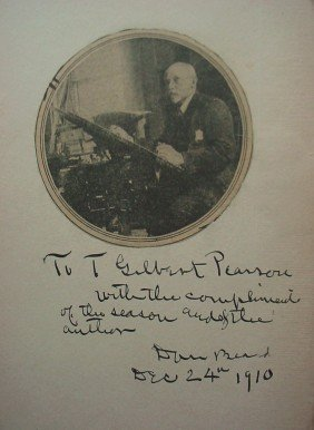 Boy Scout Founder DAN BEARD - His Book Signed