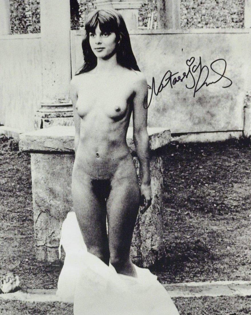 Young nastassja kinski nude pics