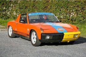 1 VW Porsche 47, EZ: 30.10.1972, Hubraum: 1957 Cc