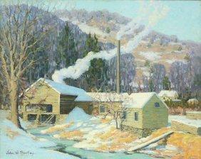 John W. Bentley American 1880-1951