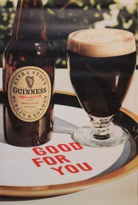 Guinness Good For You, Original Poster GA/P4U/2605 B