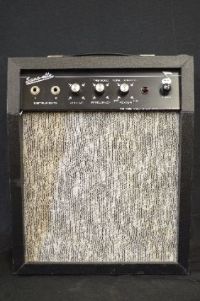 Vintage 1970 Sanosette Guitar Amplifier
