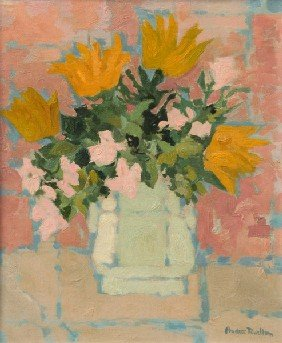 Andr�e Ruellan - Flowers