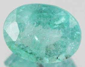2.7ct Green Neon Cuprian Tourmaline