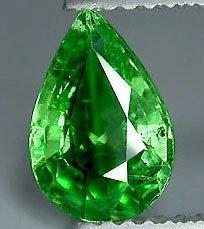 1.35ct Hot Mint Green Tsavorite Garnet VVS EST: $48
