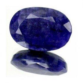 15ct Royal Blue African Sapphire Appr. Est. $1125
