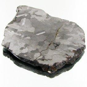 97g Campo Del Cielo Meteorite Slice