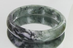 340ct Top Burma Jade Bracelet