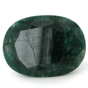 840ct South American Emerald Oval