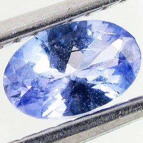 0.47ct Top Color Tanzanite Oval