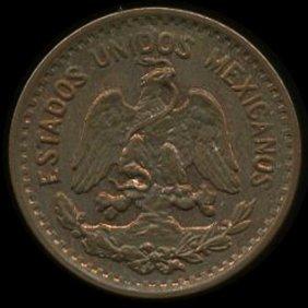 1933 Mexico 1c MS64+