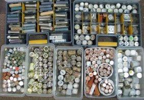 1980d Linc 1c Bu Scarce Unopened Bank Roll 40 Gems