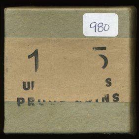 1955 Scarce Unopened Envelope/box Proof Set