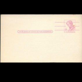1954 Us Postal Card