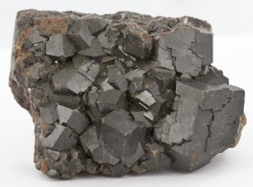 2515ct Untreated Grossular Garnet Crystal Cluster