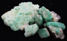 201ct Better Grade Colombian Emerald Rough