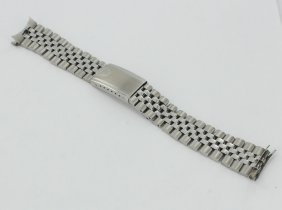 Mens Rolex 1960's Jubilee Watch Band