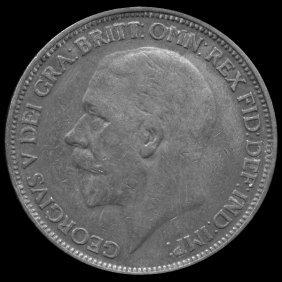 1927 British Geo V 1p Xf