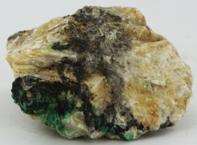 850ct Natural Colombian Emerald Crystal Cluster
