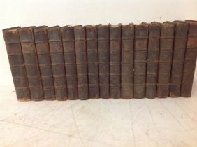 15 Of 16 Vols.- The Roman History From The Foundation