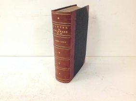 Ulster & Delaware Railroad 1902-1905 Bound Magazine