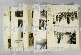 AUTOBAHNSCHERE CHEMNITZ 1952 Mixed Lot Of 23 Origin