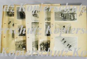 ZEMENTBAHN-RACE KARL MARX STADT 1955 Mixed Lot With