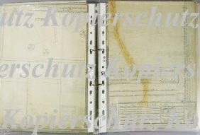 FERRARI 25 Original Hand Drawings And Blueprints,