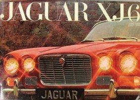 Jaguar 1968, Sales Catalog Jaguar Xj6, 49 Pages,