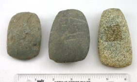 Set Of 3 Celts Found In Kentucky