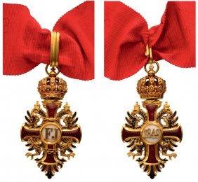 Order Of Franz Joseph, 1849