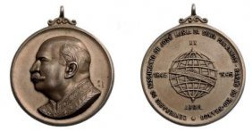 "Medal ""jose Maria Da Silva Paranhos"", For The"